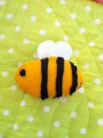Bee Plushie