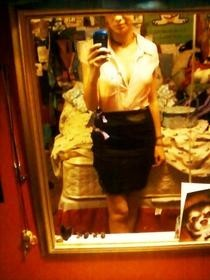 Fancy Fancy~ Pencil Skirt!
