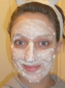Homemade Face Mask For Sensitive Skin