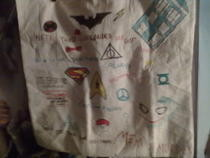 Geeky Shopping Bag!