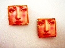 Vintage Esque Magnets