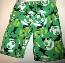Mud Puddle Splasher Boys Shorts 