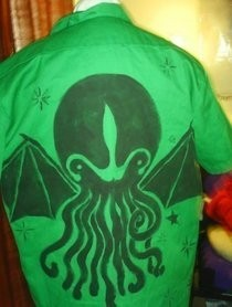 Cthulhu Work Shirt