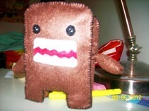 Felt Domo Kun