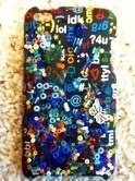 Bead Embellished I Pod Case