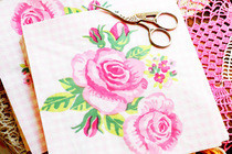Use Napkin Designs For Your Crafts!