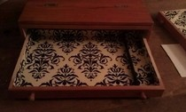 Revamp An Old Art Box Into A Jewelry Box!