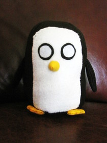 Plush Gunter