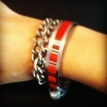Hose Clamp Bracelet