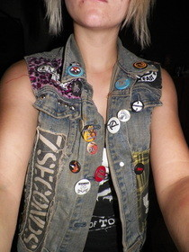 Diy Punk Vest