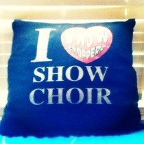 Choir Pillow