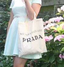 My Other Bags Are Prada Tote Bag
