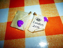 Invitation To London Olympics 2012