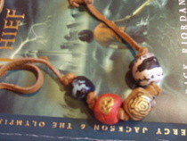 Percy's Camp Half Blood Necklace