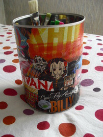 Awesome Pencil Pot