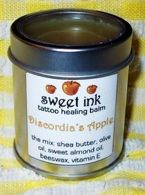 Tattoo Healing Balm