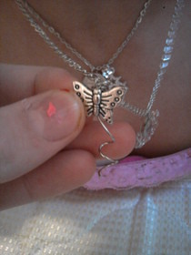 Butterfly Trail Charm