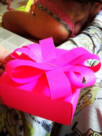 Origami Gift Box