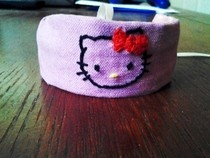 Hello Kitty Cuff Bracelet