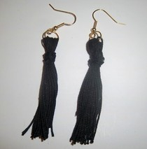 Diy Tassle Earrings
