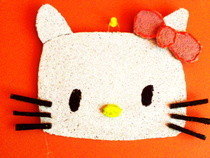 Hello Kitty Mini Corkboard