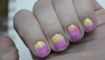 Spring Nail Tutorial