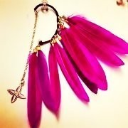 Feather Ear Cuffs