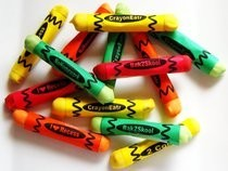 Edible Crayons