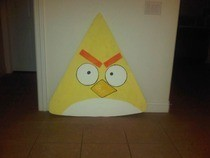 Angry Birds Yardstake