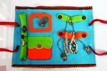 Traveling Jewelry Case