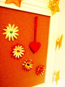 Flower Pushpins