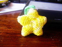 Amigurumi Paopu Fruit | Kh