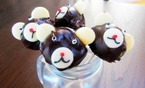 Bear Cake Pops