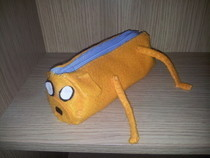 Jake The Dog Pencil Case
