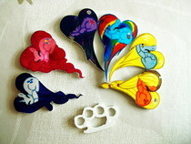 Shrink Plastic Pendants