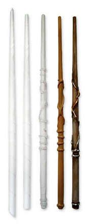 Harry Potter Wand Made From Paper!