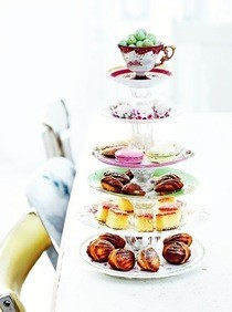 Layered Cake Stands