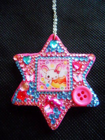 Gems Star Necklace