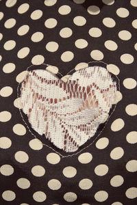 How to make a dress. Heart Cutout Dress - Step 7