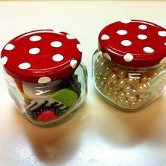 Mushroom Jars