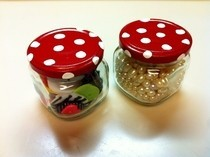 Mushroom Jars