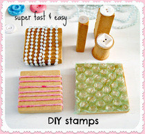 Fast &amp; Easy Diy Stamps