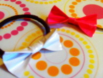 Duct Tape Hair Bows!