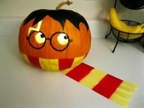 Harry Potter Pumpkins!