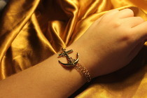 Anchor Bracelet