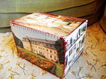 Box From Postcards