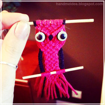 Macrame Owl // Bho De Macram