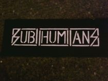 Subhumans Patch