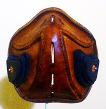 Steampunk Respirator Mask