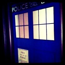 My Tardis Door